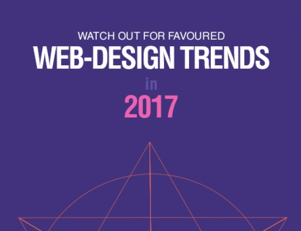 Watch Out for – Favoured Web-design Trends in 2017