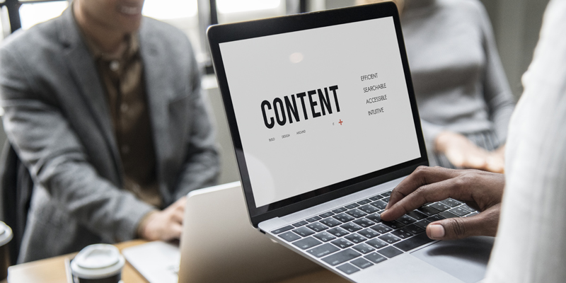 Compelling content for engaging audience